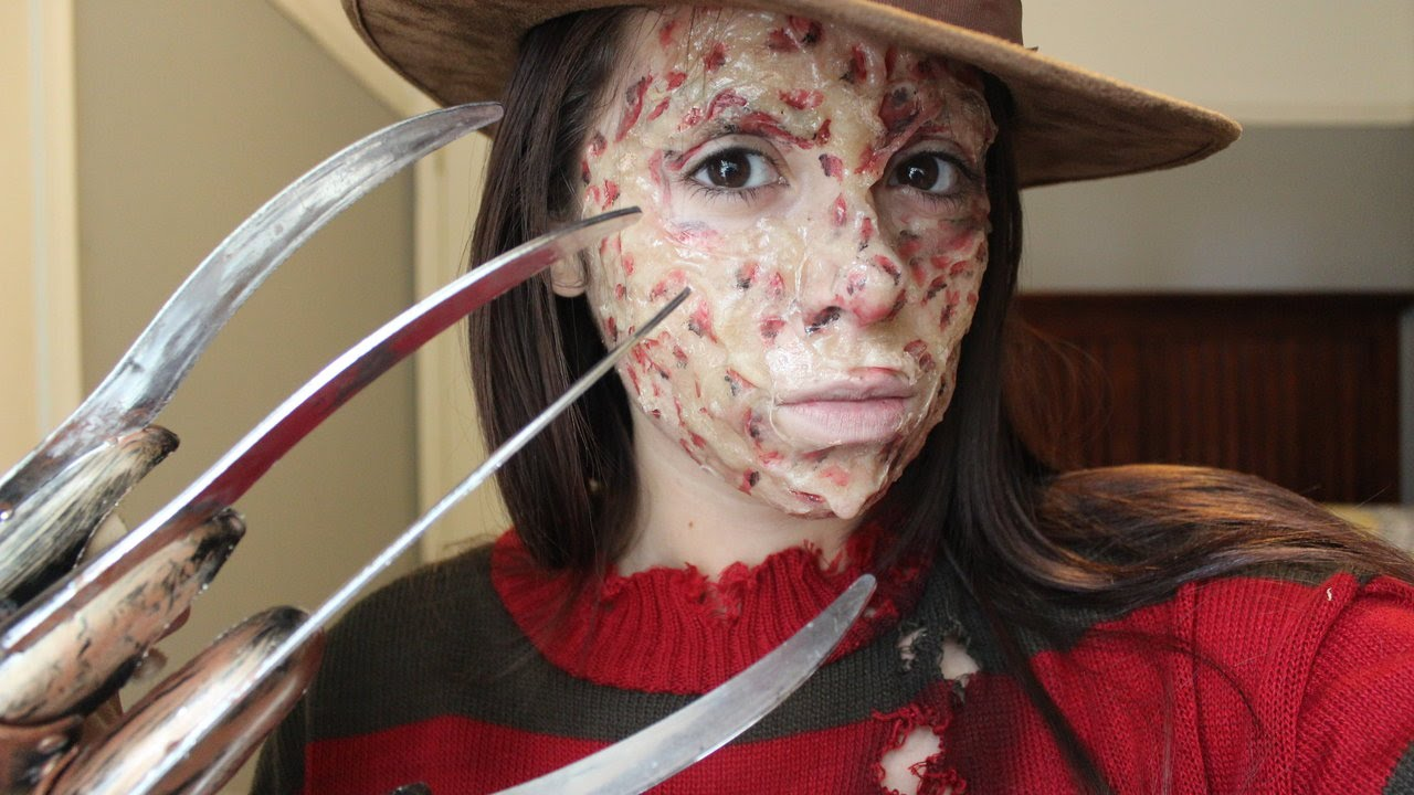 Awesome Gelatin Halloween Makeup Pictures - Halloween Ideas 2017 ...